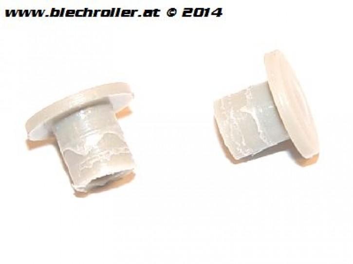Verschlussdeckel Reserveradhalter, für Vespa 50-125/PV/ET3 - Grau