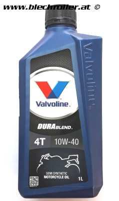 Valvoline Durablend 4T ÖL 10W-40 - 1000ml