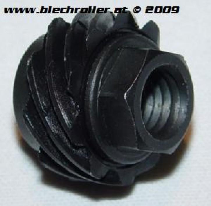 Tachoantrieb/Schneckenmutter für Vespa V50/PV/ET3/PK50S/ SS/XL