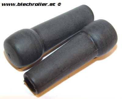 Ständerfüße LAMBRETTA Lui 50-75 - Schwarz