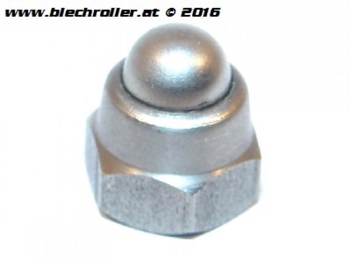 Hutmutter M8 x 1,25, SW=14 (DIN 986) - Edelstahl