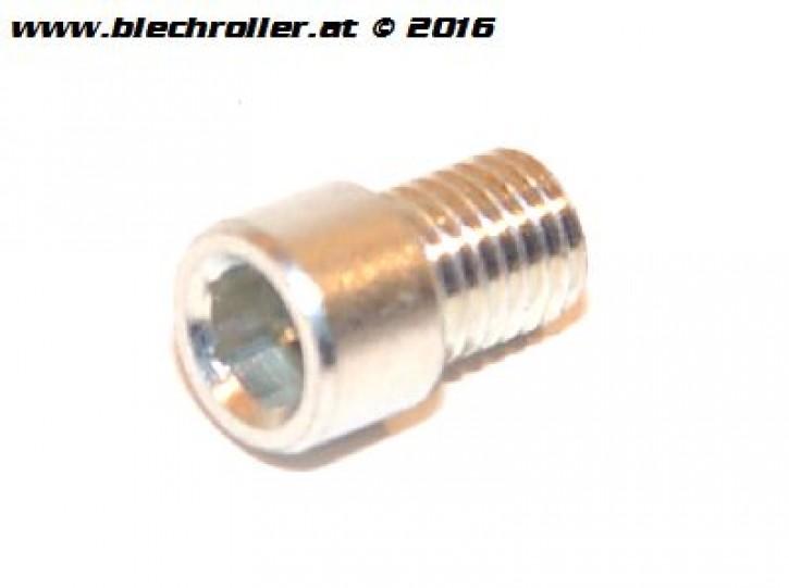 Schraube für Sicherungsblech Hinterrad LAMBRETTA LI (Serie 2-3), LIS, SX, TV (Serie 2-3), DL, GP - M7