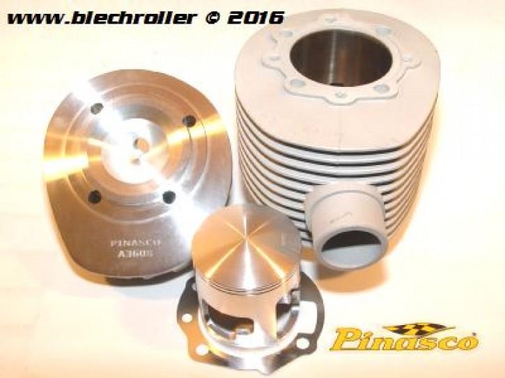 * Rennzylinder PINASCO 215ccm für Vespa 200 Rally/P200E/PX200 E/Lusso/`98/MY/Cosa 200 - ALU