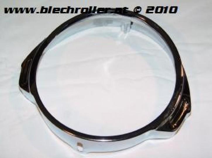 Scheinwerferzierringe Vespa PX80-200 - Chrom