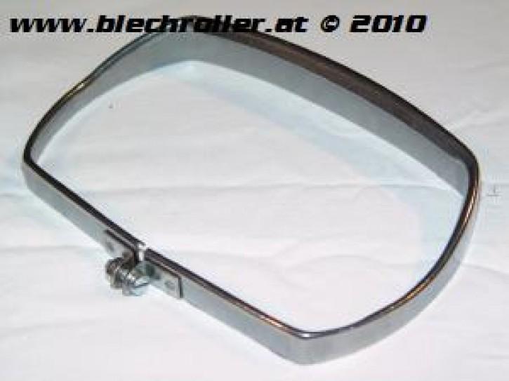 Scheinwerferzierringe V50 special - Chrom