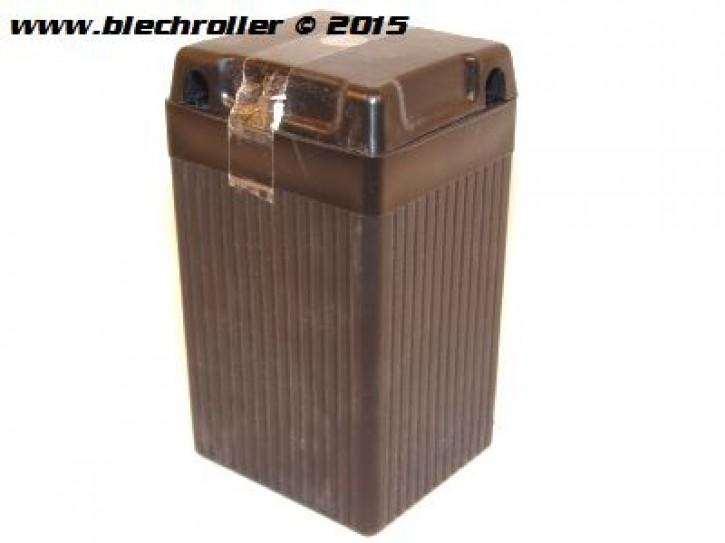 Batterie 6V/8Ah für Vespa 150 VL2T/160 GS VSB1T/180 SS/180-200 Rally - vorgeladen/einsatzbereit