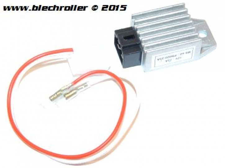 Spannungsregler für Batterie Nachrüstung