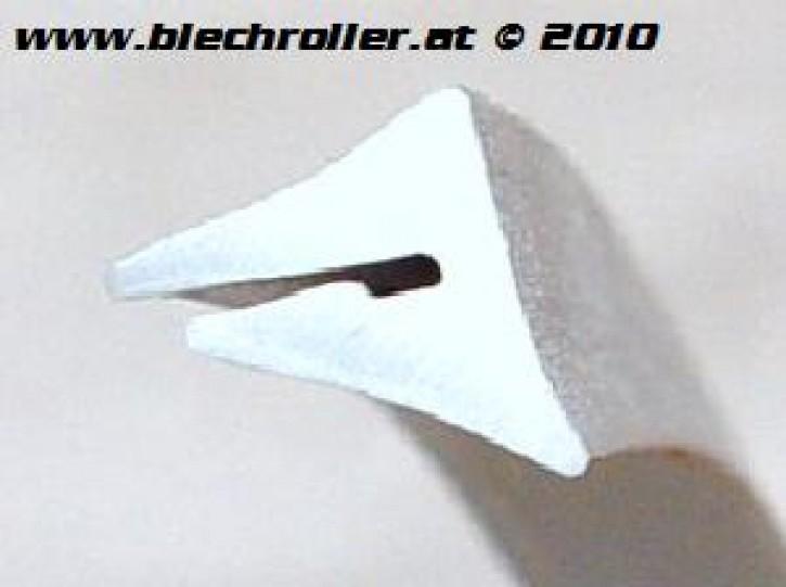 Gummi Gepäckfach Vespa 160 GS/180 SS/ VSB1T `63-`64/VSC1T `64-`67 - grau