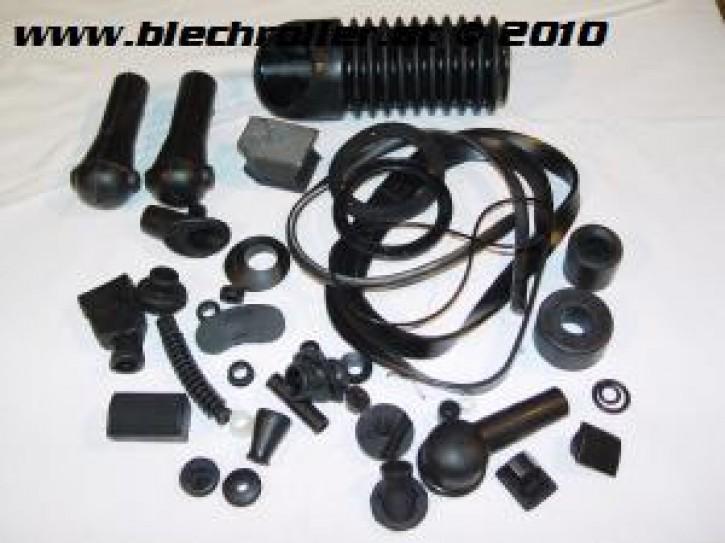 Gummi Kit Teileset Vespa 39 Teile VBB/VNB/Sprint/GTR/GT/Rally T4