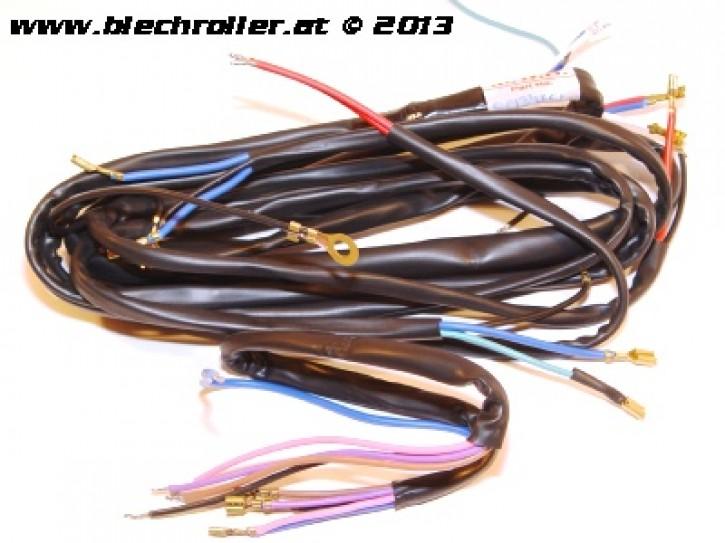 Kabelbaum Umrüstung auf Elektroische-Zündung/DUCATI für Vespa V50/PV /Sprint/VNA/B /VBA/B etc.