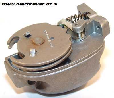 Schaltraste PX Lusso für Vespa P150S 2°/PX80-200 E/Lusso 2°/`98/MY/`11/T5