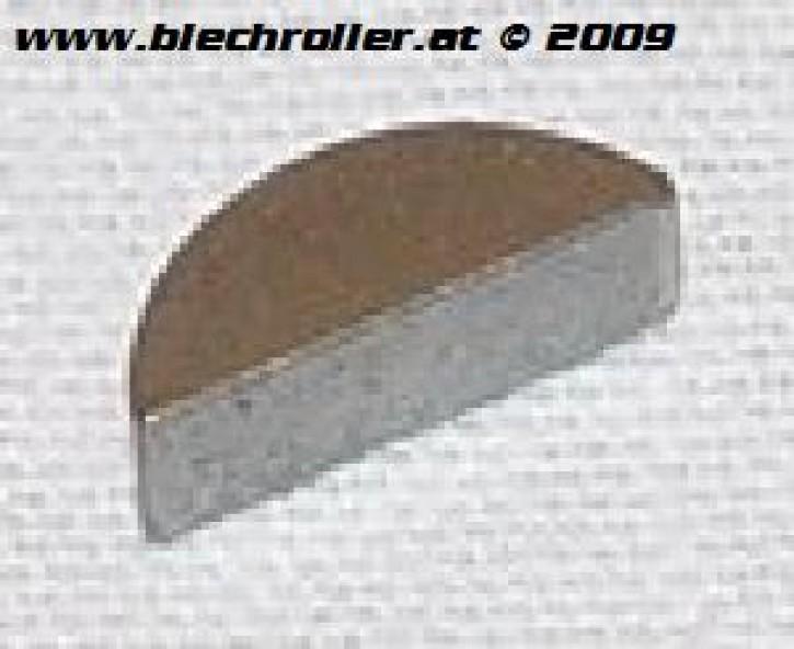 Keil (Halbmond) Kupplung/Lichtmaschine für Vespa 150 GS, Nebenwelle/Kupplung für Vespa - klein