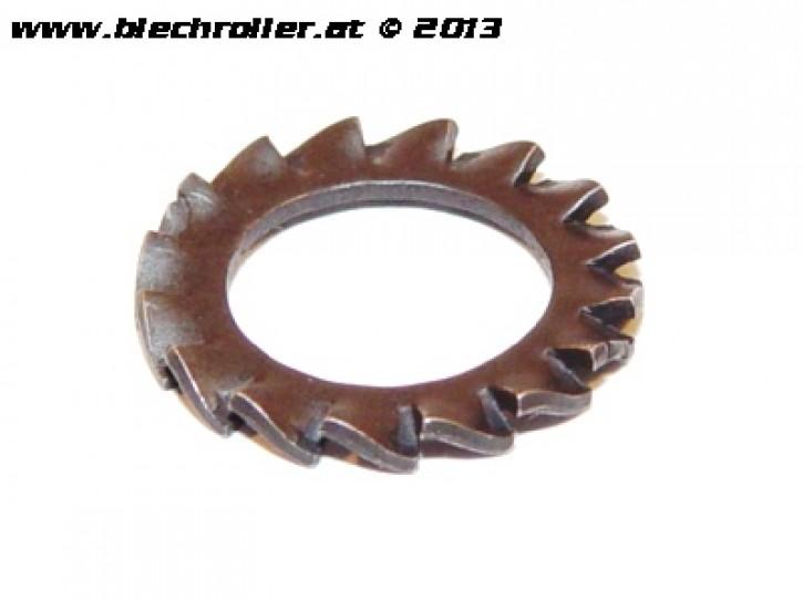 Sternscheibe/Sicherung Lüfterrad/Polrad, Vespa PK50-125/S/XL/XL2 /PX80-200/PE /Lusso/ Cosa/T5