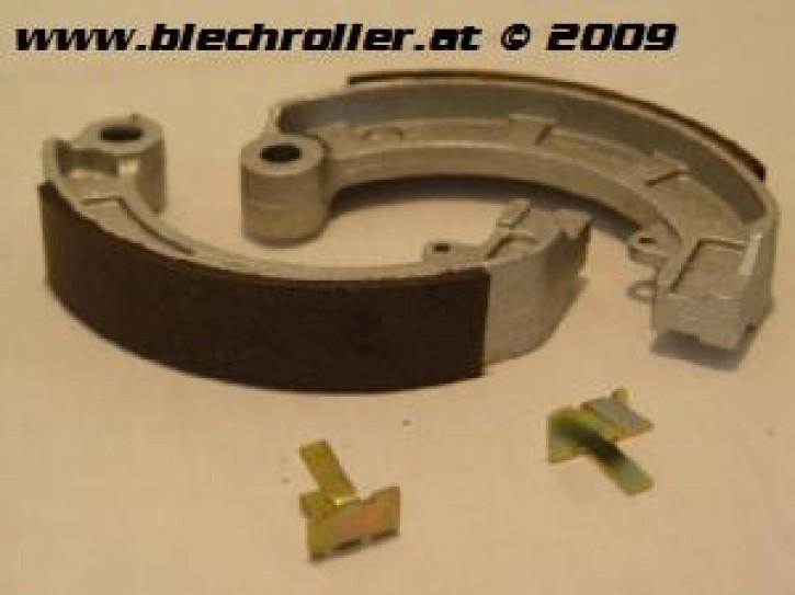 Bremsbeläge 10 Zoll hinten alle gängigen Modelle, PK/PE/PX vorne und hinten siehe Details ...