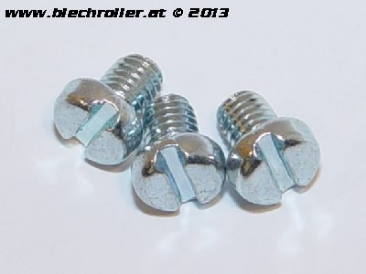 Schraubenkit Scheinwerfer, für Vespa 125/150 GTR/TS /Sprint Veloce/Rally