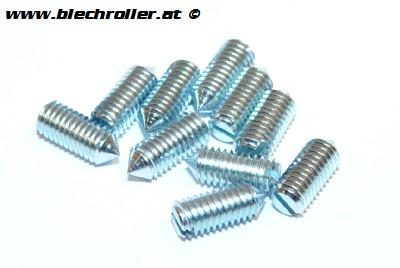 Madenschrauben Kit M5x12 mm für PASCOLI Monoschlitzrohr