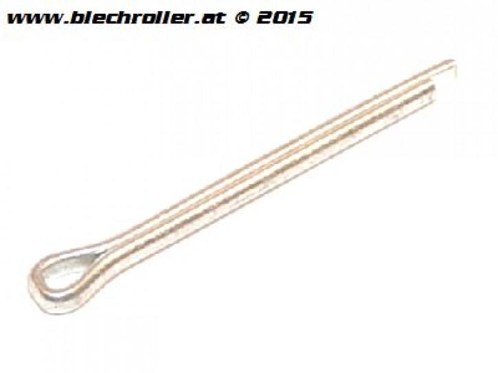 Splint Schraube für Tankdeckel für einige Vespa Modelle (siehe Details)