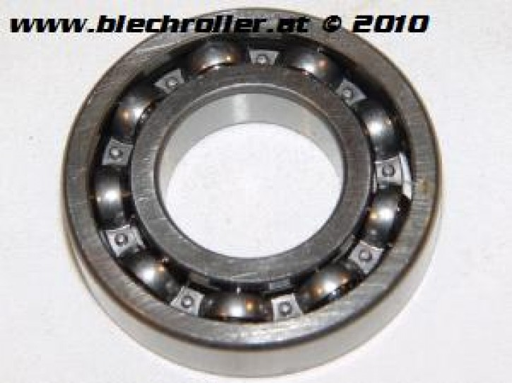 Lager Kickstarter/Antriebswelle Vespa 98/125/Hoffmann -> `54 außen&innen, 125/150/Hoffmann T1-3 `54-> außen