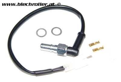 Bremslichtschalter SPIEGLER hydraulisch mit Hohlschraube für M10x1