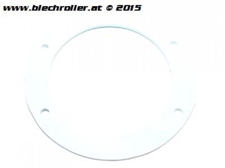 Dichtung Hupe Vespa 125 V1-33/VN/VM/VNA - Rand eckig - Grau