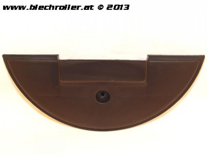 """Reserveradabdeckung Seitenhaube, 10"""" Reifen, für Vespa PX80-200/PE/Lusso/T5 - Kunststoff"""