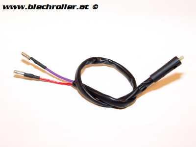 Bremslichtschalter links, Bremse hinten für LML Star Deluxe/Lite Automatik CVT