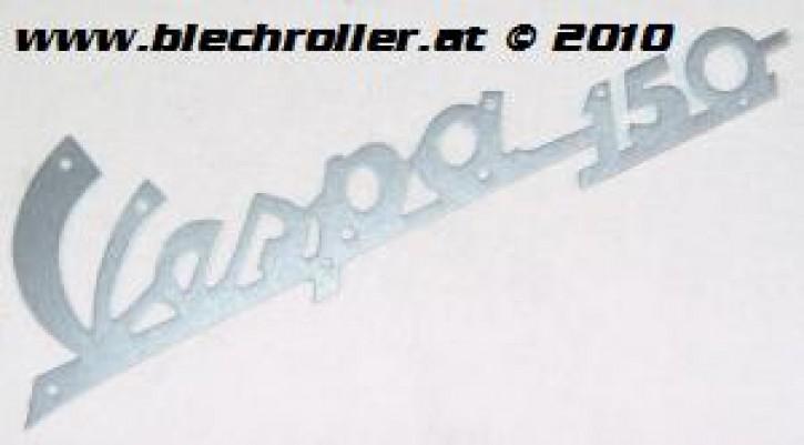 """Schriftzug """"Vespa 150"""" ´58-´65 Beinschild"""