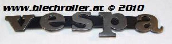 "Schriftzug ""Vespa"" V50/90/PV/ET3/P80-150X/ PX80-200E/P200E/P150S/Rally200"