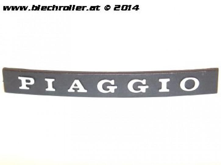 """Schriftzug """"PIAGGIO"""",Kaskade für Vespa PX80-200/PE /Lusso/T5"""