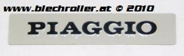 "Schriftzug ""PIAGGIO"" Kaskade PK/S/Automatica"