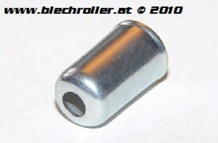 Abschlußhülse Ø 5,0mm, für Seilzughülle/Bowdenzug