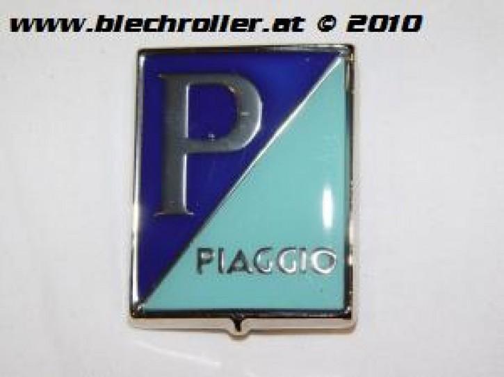 "Emblem ""PIAGGIO"" Vespa 150/150 GS/125 VN1T 54-55"