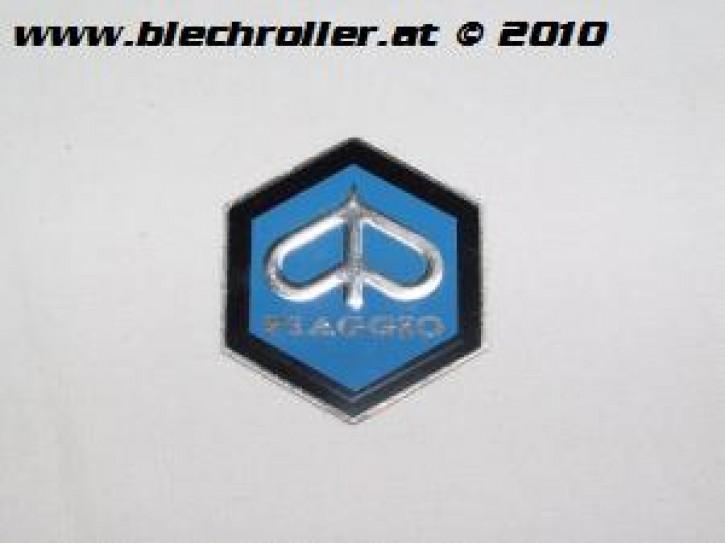 "Emblem ""PIAGGIO"" 6-Eck - mittel"