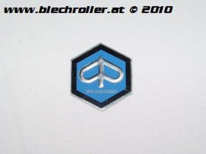 """Emblem """"PIAGGIO"""" 6-Eck - klein"""