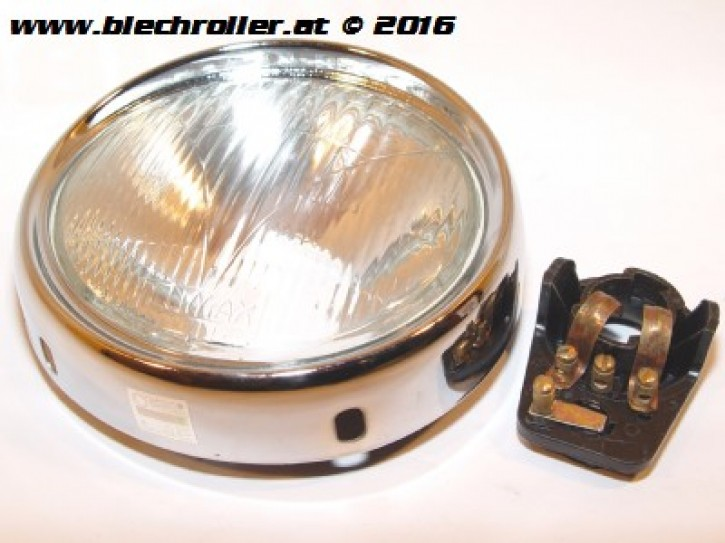 Scheinwerfer LUMAX für Vespa 125 VNB3-6/150 VBA/VBB/VGLA-B /GS VS5/160 GS
