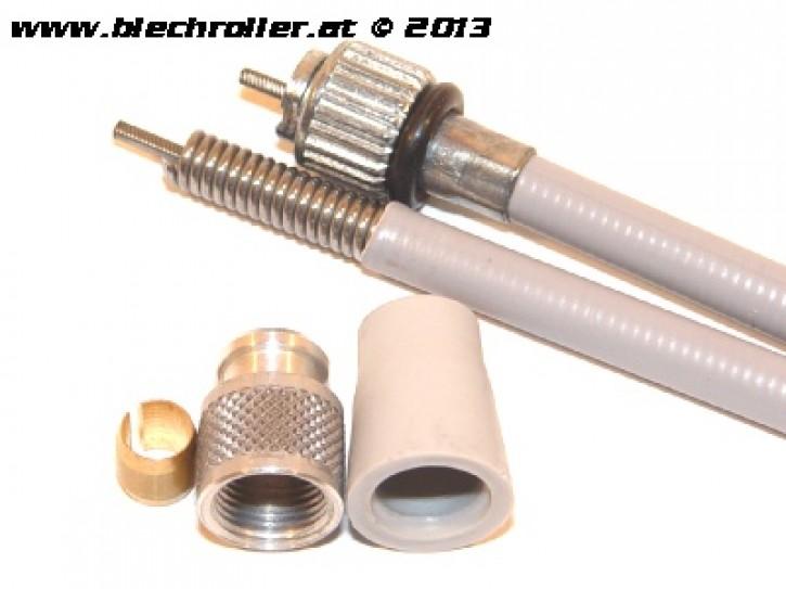 Tachowelle Vespa 150 VGLA 017605 > VGLB/VLA > 077398 - geschraubt/geschraubt