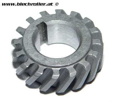 Primärzahnrad 16 Zähne (16/69-4.31) für 50-75ccm Zylinder PINASCO für Vespa 50 1°/3°/PK50/S/SS/XL 1°/FL/HP/N/Rush/Ape 50