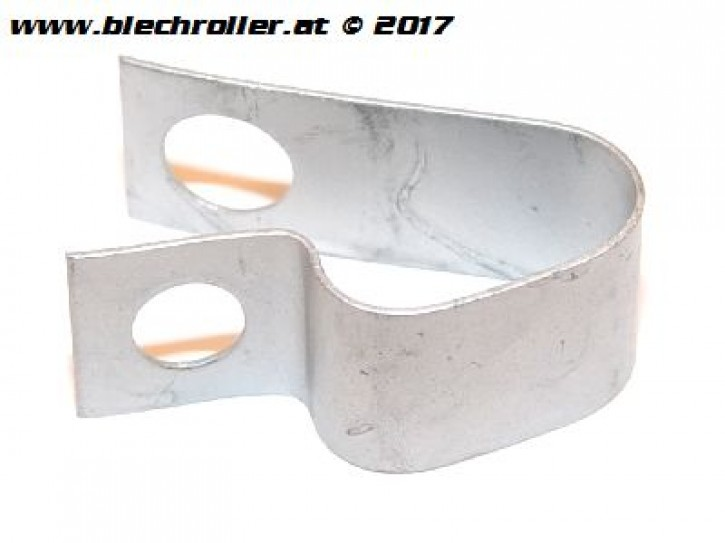 Befestigungsklammer Kabelführung bei Zylinderhaube für SmallFrame