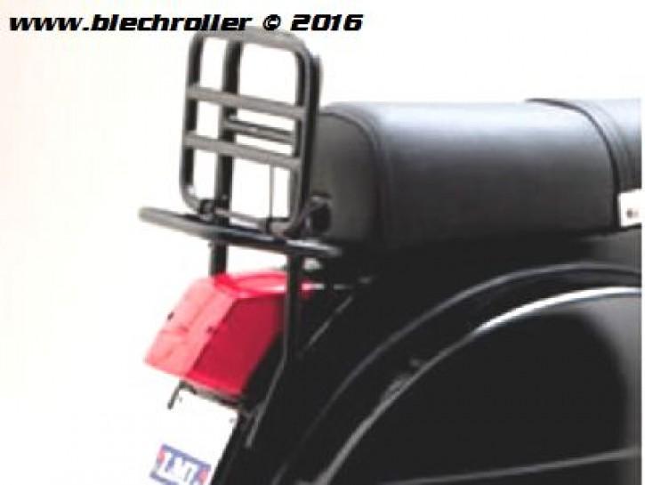 LML Gepäckträger hinten für LML Star 125 4T Schalter u. Automatik (CVT) - Schwarz