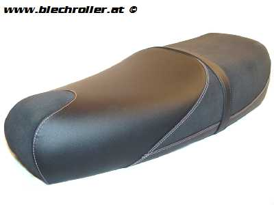 Sitzbank/Sportsitz GT von LML für Vespa PE/PX/VBA/VBB/VNA/VNB/Sprint/GS/GT/TS/Rally / LML 2/4T und auch Automatik  Deluxe (CVT)