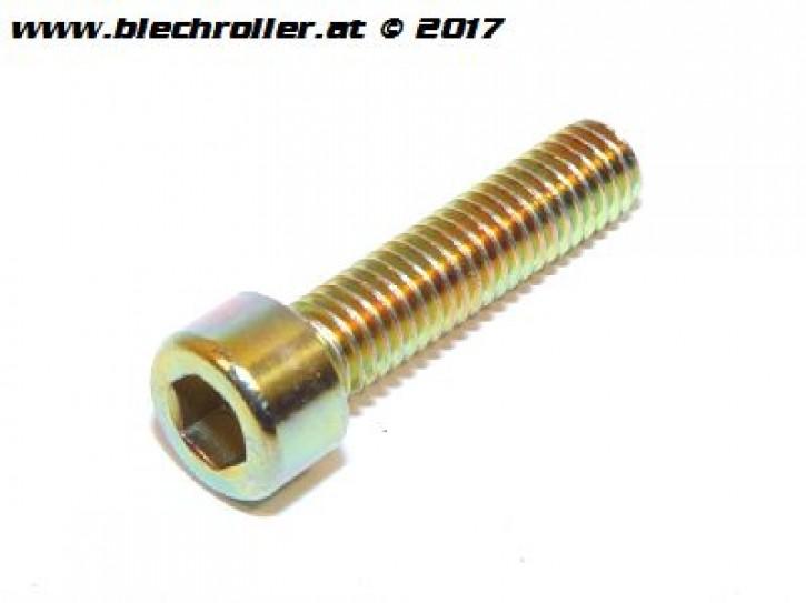 Schraube für Auspuffschelle Endtopf/Mitteltopf für KSR Moto / Gerneric TR Serie und Baugleiche