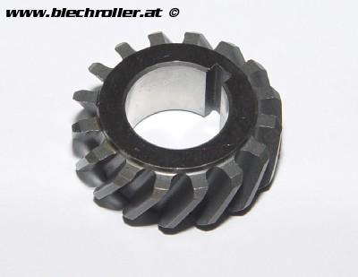 Primärzahnrad 16 Zähne BGM PRO (16/69-4.31) für 50-75ccm Zylinder für Vespa 50 1°/3°/PK50/S/SS/XL 1°/FL/HP/N/Rush/Ape 50