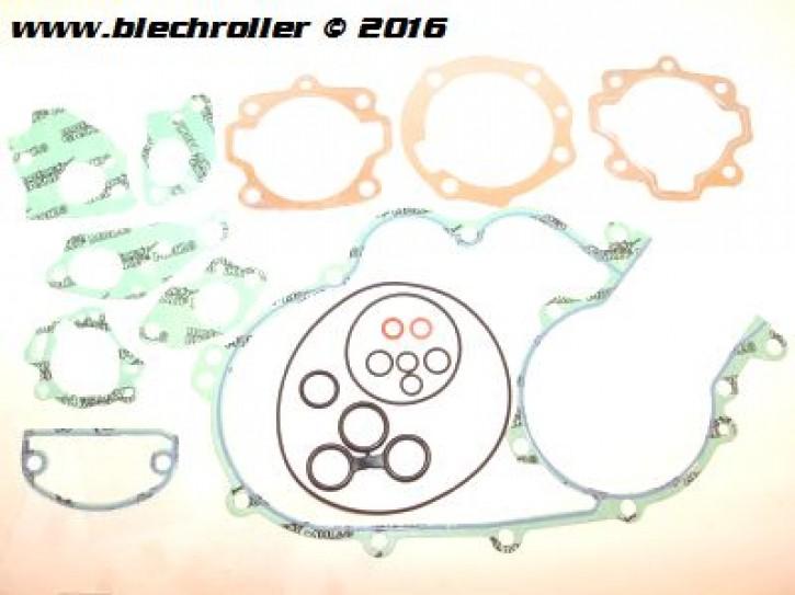 Dichtsatz Motor -BGM Pro Silikon- Vespa PX80-200 (alle)/Rally200/Cosa/Sprint/Veloce, inkl. O-Ringe - mit/ohne Getrenntschmierung