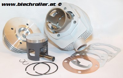 * Rennzylinder BGM PRO 177/187 ccm für alle Big Frame Vespa 125/150 - ALU
