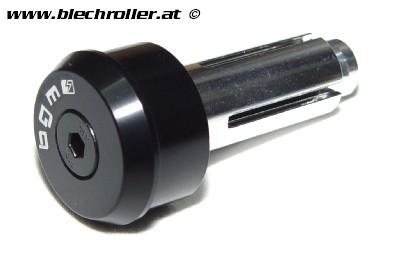 Montage Kit Lenkerendenspiegel ohne Lenkerendengewichte für Vespa GT/GTS/GTL/GTV 125-300 passt auch für Vespa ET/LX/LXV/S/Primavera/Sprint