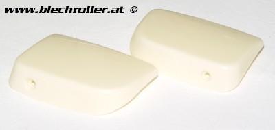 Abdeckung-Satz Hauptbremszylinder/ohne Spiegellöcher BGM PRO für Vespa GT/GTS - Unlackiert