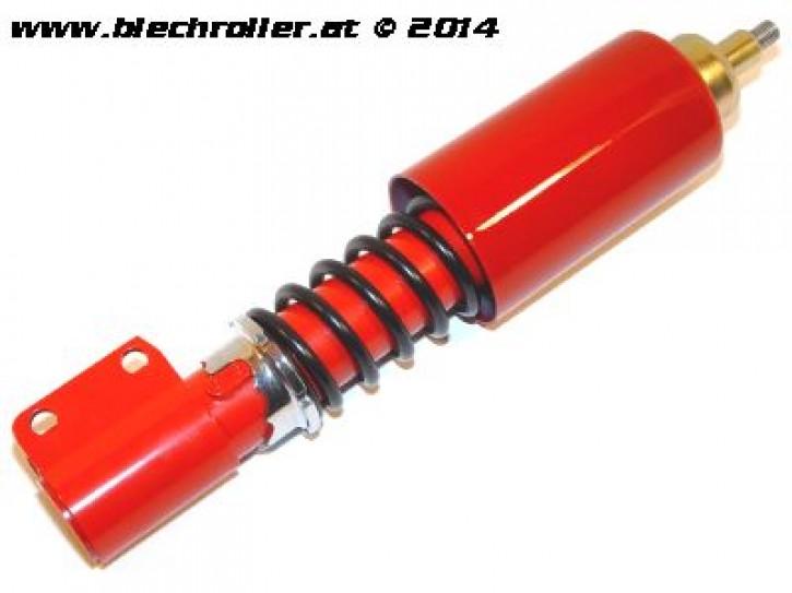 Stoßdämpfer vorne BGM PRO verstellbar für Vespa P80-150X /P200E /PX80-200E /Lusso/T5 - Rot/Schwarz