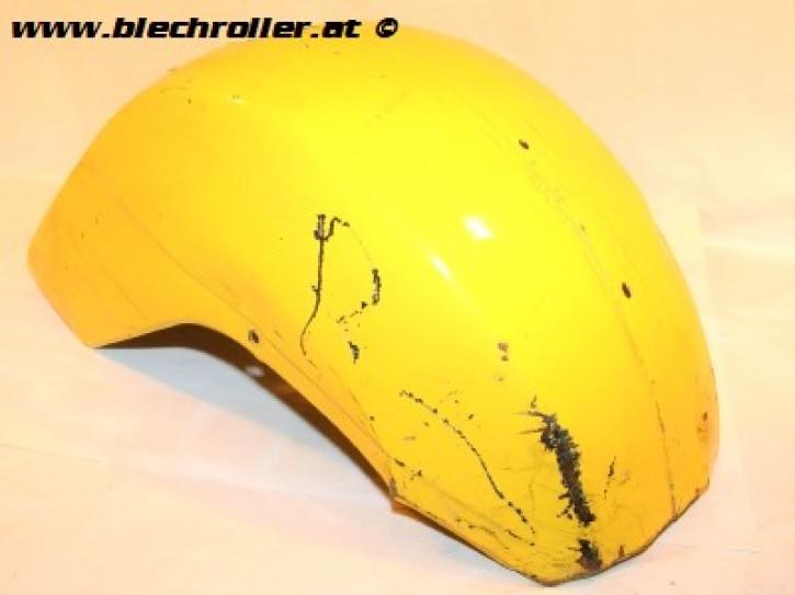 Kotflügel Vespa PX ab 98/Milenium, vorne - mit Scheibenbremse - Gebraucht/Dellen -