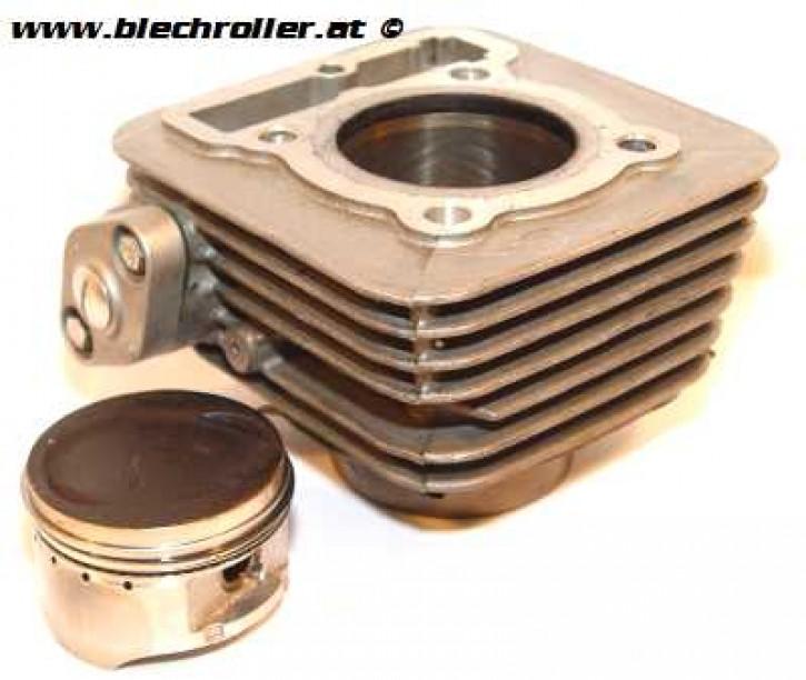 Zylinder mit Kolben Satz für LML Star Deluxe/Lite 125 CVT Automatik - neuwertig