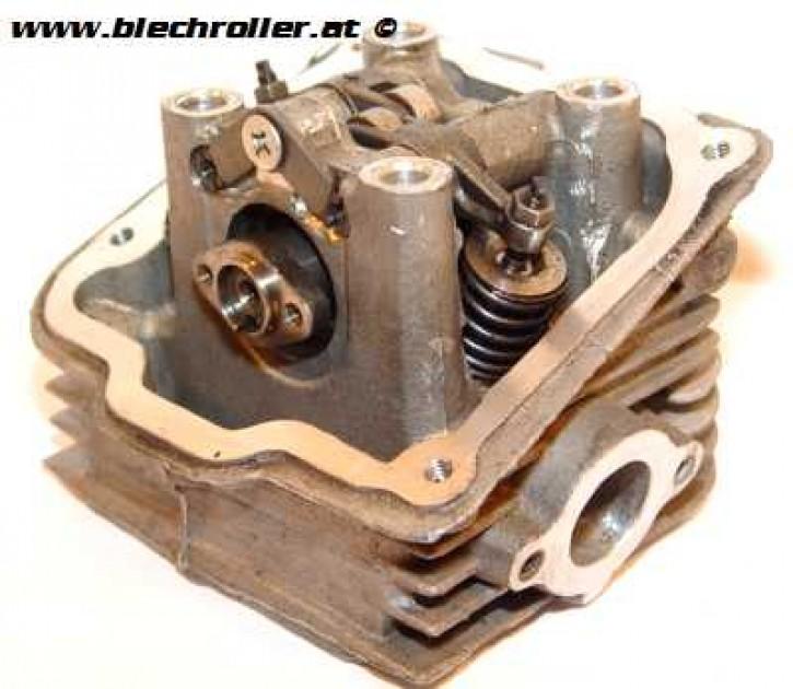 Zylinderkopf für LML Star Deluxe/Lite 125 CVT Automatik - neuwertig